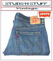 """VINTAGE LEVIS 515'S BOOTCUT JEANS W 34"""" L 34"""" APROX SIZE UK 14 (T201)"""