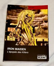IRON MAIDEN  L' epopee des killers French book