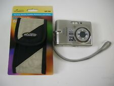 Nikon Coolpix LII 6.0mp 3x optical Zoom fresh battery and case
