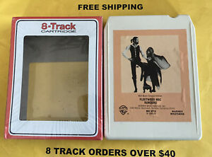 Fleetwood Mac Rumours 8 track tape tested