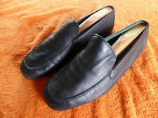 Fratelli Mens SOFT Leather Loafers, Yacht Shoes Size 9 D Made In Italy Italian
