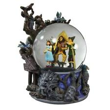Wizard of Oz Haunted Forest Water Globe San Francisco Music Box New In Box