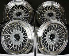 "Alloy Wheels 17"" Dare RS For Volkswagen Transporter Mk3 Mk4 Caravelle Van GS"