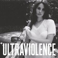 LANA DEL REY - ULTRAVIOLENCE  CD NEUF