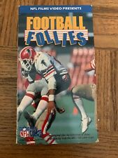 Football Follies Vhs