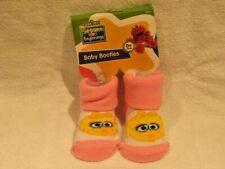 Sesame Street Beginnings Baby BIG BIRD Baby Booties