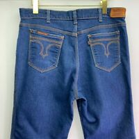 Levis Vintage Movin On Jeans Size 34 x 29  Tag 36 Loose Fit Unisex Relaxed Boot
