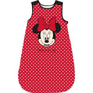 Schlafsack Disney Minnie leicht wattiert Maus Baby Gr.70 u.90 NEU/OVP
