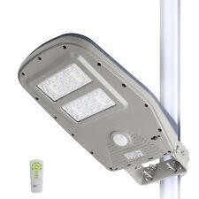 1000 LM Commercial Solar Street Lighting Outdoor IP65 Motion Sensor Night Light