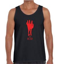 The Evil Dead Horror Movie Men's Sleeveless Tank Top T Shirt