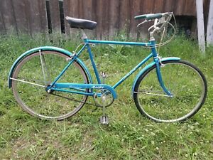 Vintage Schwinn Racer 26 inch 3 Speed Mens Bicycle Chicago Made October 1967