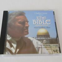 Charleton Heston Bible Music Soundtrack CD 1993 GT Special Products Television