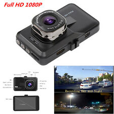 "3"" Full HD 1080P Car DVR Camera G-sensor Vehicle Dash Cam Digital Video Recorder"