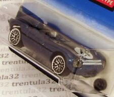 Crazy ErRoR Variation JAGUAR D-TYPE (Extra Wheel) 1998 First Editions Hot Wheels
