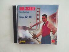 BOB SCOBEY - Frisco Jazz '56 - Double CD Album - Clancy Hayes - JASCD 496