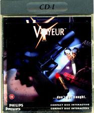 CDI VOYEUR CD-I Philips Magnavox CDi game CD-I