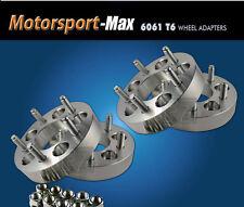 "4 Wheel Adapters 5 Lug 5 To 5 Lug 4.5 Spacers 5x5/5x4.5 2"""