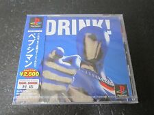 USED PS1 Pepsiman Playstation 1 Japan Import