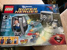 Lego Superman Black Zero Escape Set 76009 New