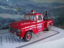 1/43 Matchbox  collectibles 1955 Chevrolet 3100 AAA towing & service YRS01
