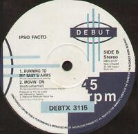 IPSO FACTO - Movin' En - Debut