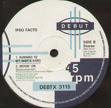 IPSO FACTO - Movin' On - Debut