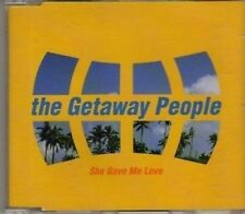 (CD786) The Getaway People, She Gave Me Love - 1998 CD