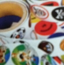 lot of 400 Assorted Stickers Party Favors
