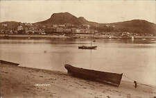 Deganwy. Boat on the Beach.