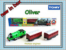 Thomas TRACKMASTER TRAIN   *** Oliver *** new in box