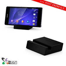 Genuine Original SONY DK36 Xperia Z2 D6502 Magnetic Desktop Dock Cradle Charger