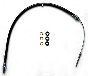 Parking Brake Cable fits 2001-2004 Mazda Tribute  ACDELCO PROFESSIONAL BRAKES