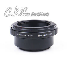 Lens Adapter for Nikon AI.G Lens To SONY A5000 A3000 NEX-5T 3N 5T A7