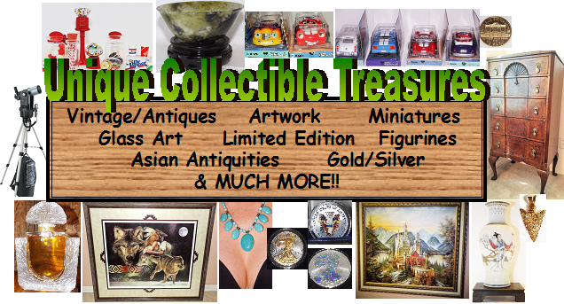 Unique Collectible Treasures
