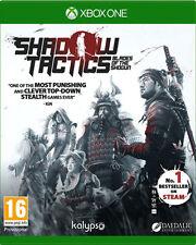 Microsoft XBOX - One XBOne Spiel Shadow Tactics: Blades of the Shogun*NEU*NEW*55