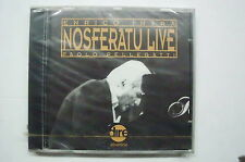 INTRA ENRICO PAOLO PELLEGATTI NOSFERATU LIVE CD SEALED
