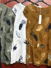 Wholesale Joblot Woman Ladies Lagenlook Italian Polka Dress 3pcs Mix