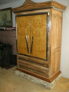 One of a kind, eclectic, custom ARMOIRE.