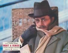 DIRK BOGARDE MORTE A VENEZIA 1971 LOBBY CARD #10 VISCONTI