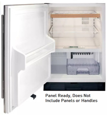 "Sub-Zero Uc24Cilh 24"" Built-in Undercounter Refrigerator/Freezer Panel Ready"