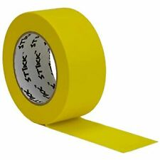 2 Inch X 60yd Stikk Yellow Painters Tape 14 Day Easy Removal Trim Edge Finish