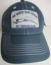 North Park Anglers Hat Cap Fly Fishing Club Colorado USA Embroidery Unisex New