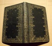 1860 DUCS BOURGOGNE XIV XVs JOLI CARTONNAGE VERT&OR LIVRE GRAVURES ROUARGUE GUER
