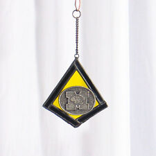 University of Missouri Tigers Stained Glass Christmas Ornament Mizzou suncatcher