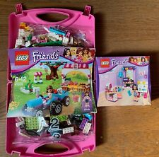 LEGO FRIENDS - LOT DE 2 BOITES 41026 et 41115