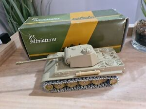 """17/ Solido Hachette militaire n°29 """"Panther G"""""""