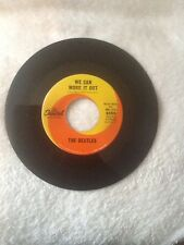 """45 """"We Can Work It Out/Day Tripper""""-The Beatles-Capitol #5555"""