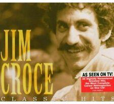 Jim Croce - Classic Hits of Jim Croce [New CD] Rmst