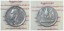 Regno d'Italia Vittorio Emanuele III RARO 5 Lire Aquilino 1926 RARO BB