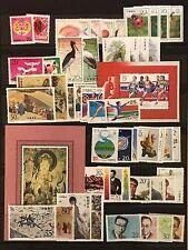 CHINA 1992-1 New Year of Monkey Whole Full stamp set
